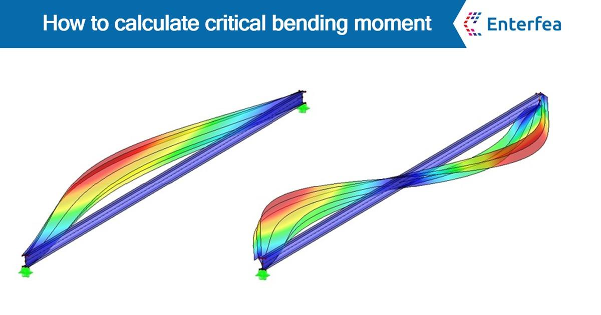 Critical bending moment: How to calculate it with numerical